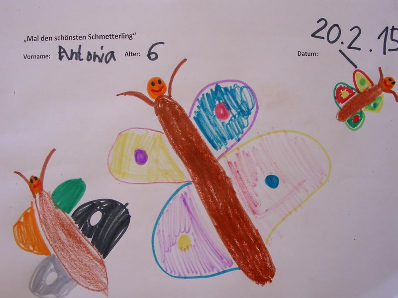 Antonia 6 Jahre