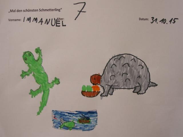 Immanuel 7 Jahre