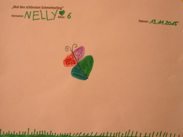 Nelly 6 Jahre