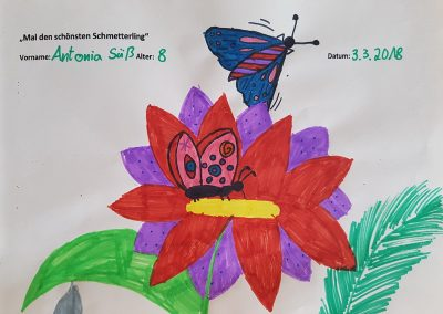 Antonia, 8 Jahre