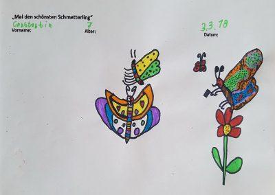 Constantin, 7 Jahre
