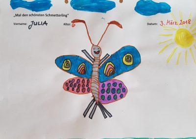 Julia, 6 Jahre
