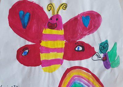 Lucia, 7 Jahre