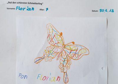 Florian, 7 Jahre