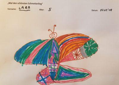 Lara, 5 Jahre