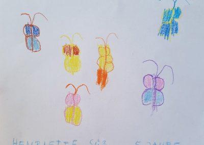 Henriette,5 Jahre