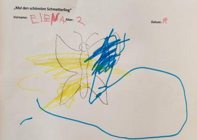 Elena, 2 Jahre