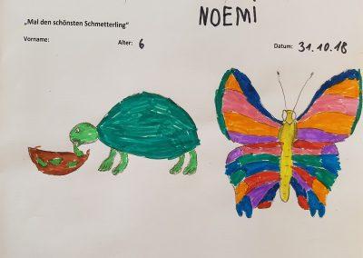 Noemi, 6 Jahre