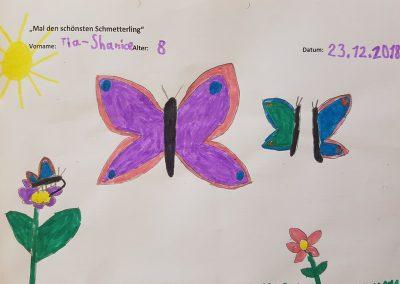 Tia Shanice, 8 Jahre