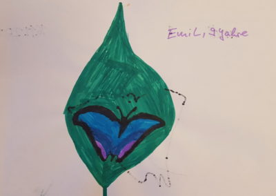 Emil, 9 Jahre
